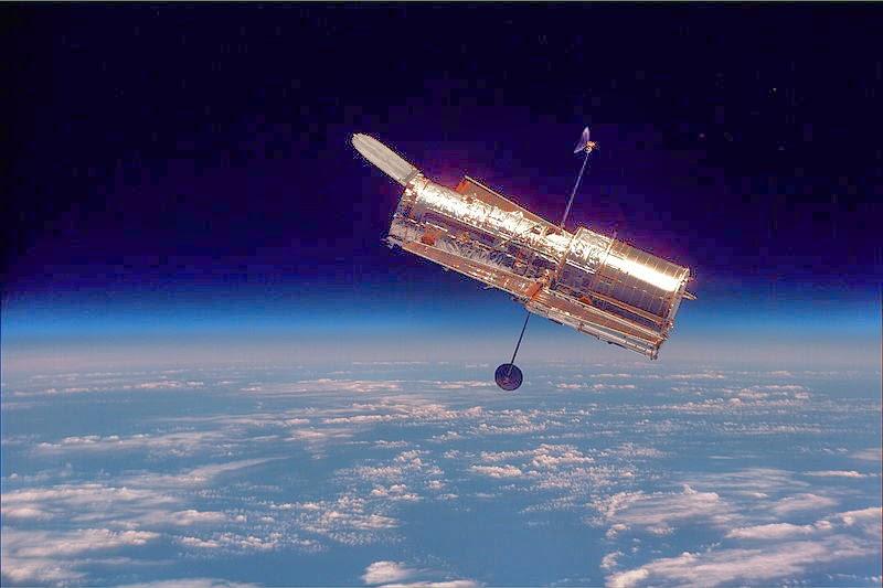 تلسكوب هابل الفضائي,Hubble Space Telescope, or HST