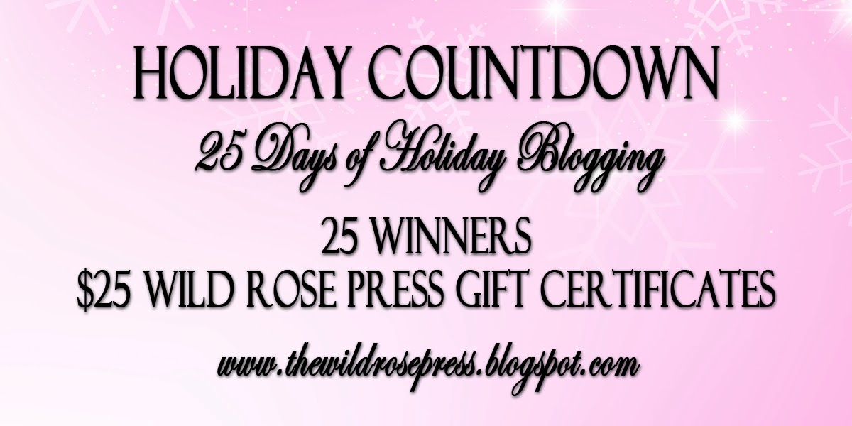 Holiday Blog Extravaganza