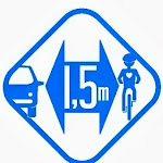 Respeta al ciclista