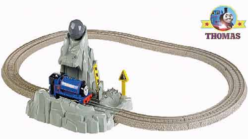 Thomas Trackmaster Blue Mountain Quarry Instructions