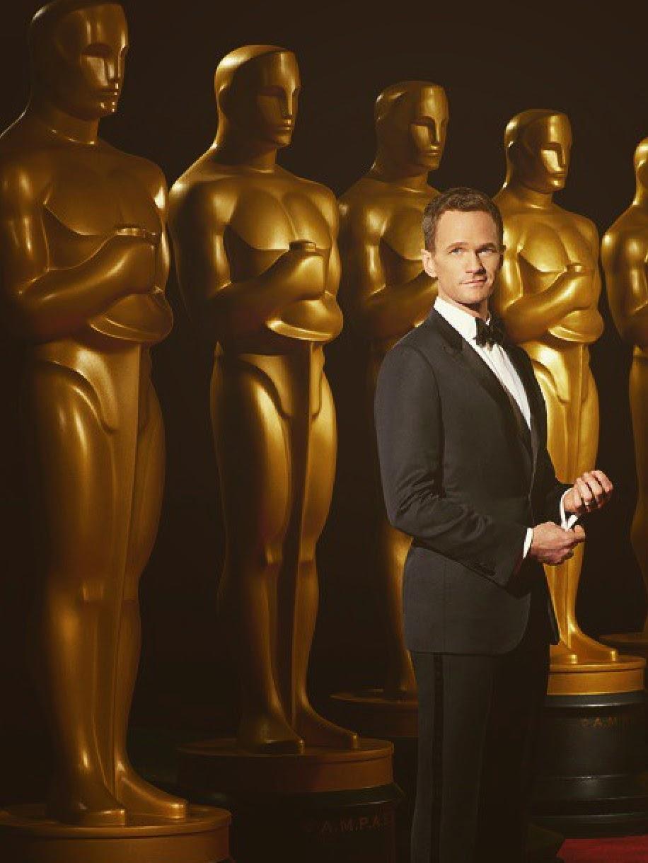 Oskarowe sekrety. Oscars 2015 ~ piękność dnia