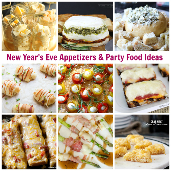 New year 39 s eve party ideas cooking on the front burner for New year eve party ideas