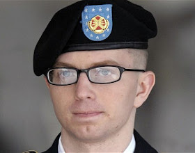 Bradley Manning's statement taking responsibility for releasing documents to WikiLeaks