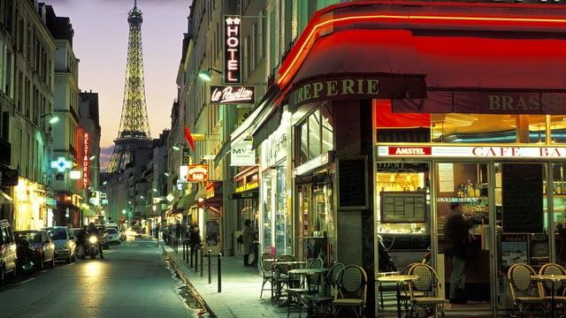 Благоприятный район Парижа