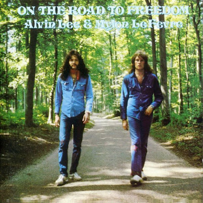Alvin Lee & Mylon LeFevre - On The Road To Freedom 1973 (UK/USA, Gospel Rock, Blues-Rock)