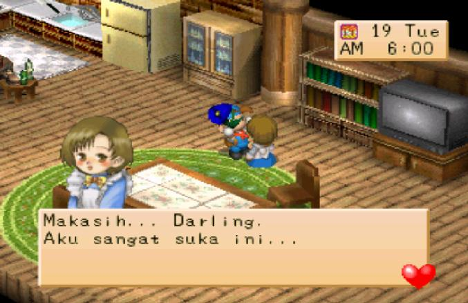 Psx Harvest Moon Bahasa Indonesia