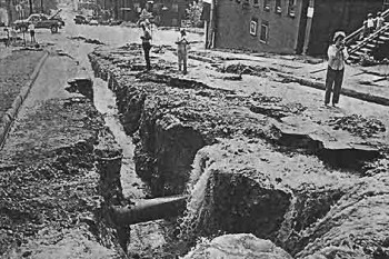 Flood_Damage_Duluth_1972_historic_image_recent_natural_disasters