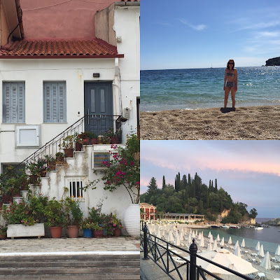 Greece Parga Holiday Summer 2015