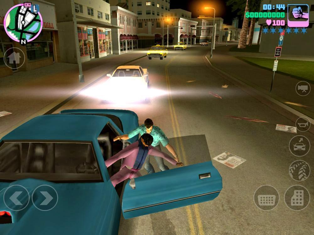 gta vice city game crack free