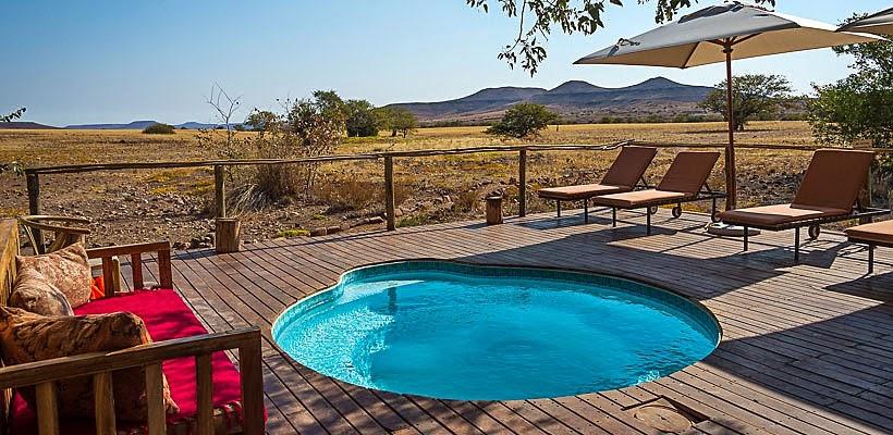 Desert Rhino Camp Damaraland Namibia