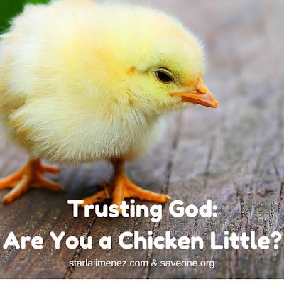 When I am Afraid I will Trust God