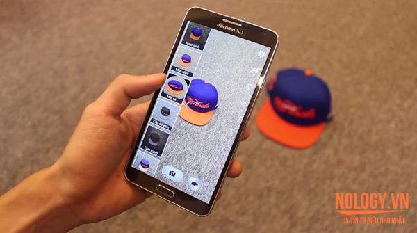Samsung Galaxy Note 3 Docomo xách tay từ Nhật Bản