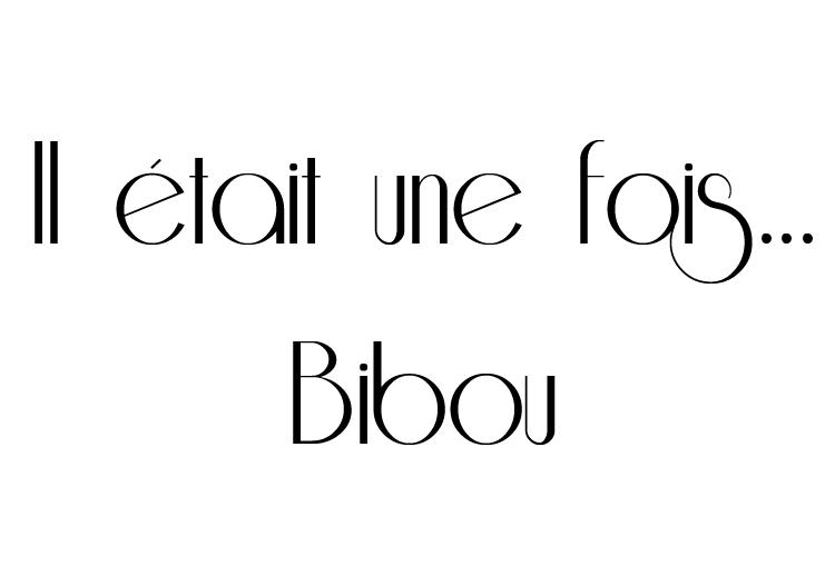 Il était une fois Bibou