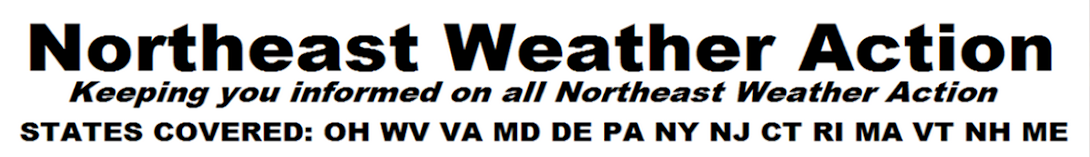 Northeast Weather Action