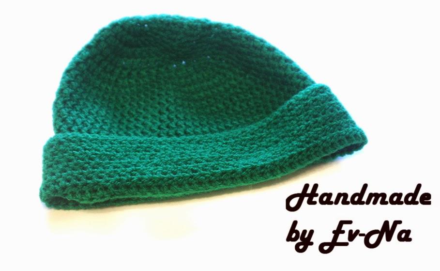 шапка связанная крючком