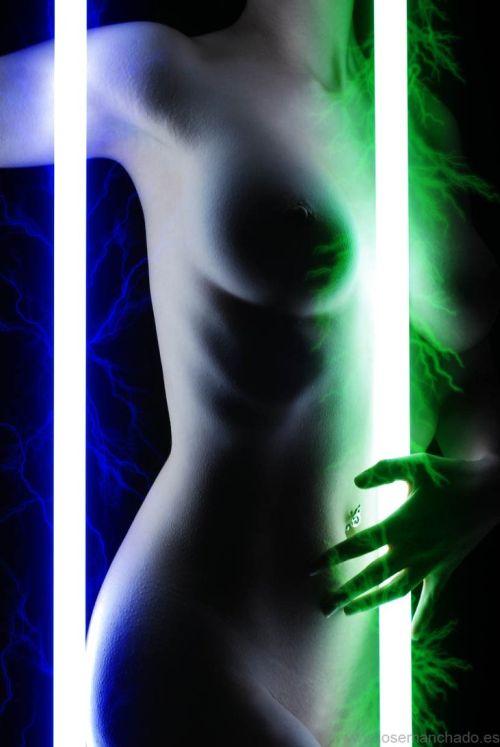 Jose Manchado deviantart mulheres nuas fetiche nerd star wars sabre de luz laser gostosas