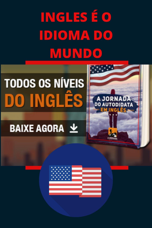 CURSO AUTODIDATA DE INGLÊS