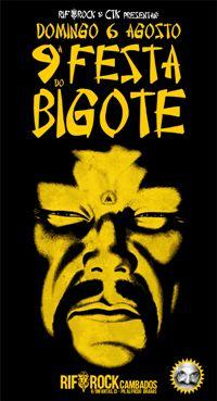 6 ago: 9ª Festa do Bigote