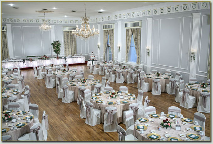 Banquet Reception Halls