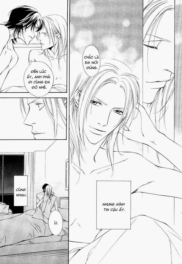 TruyenHay.Com - Ảnh 15 - Gokujou no Koibito Chương 20 - END