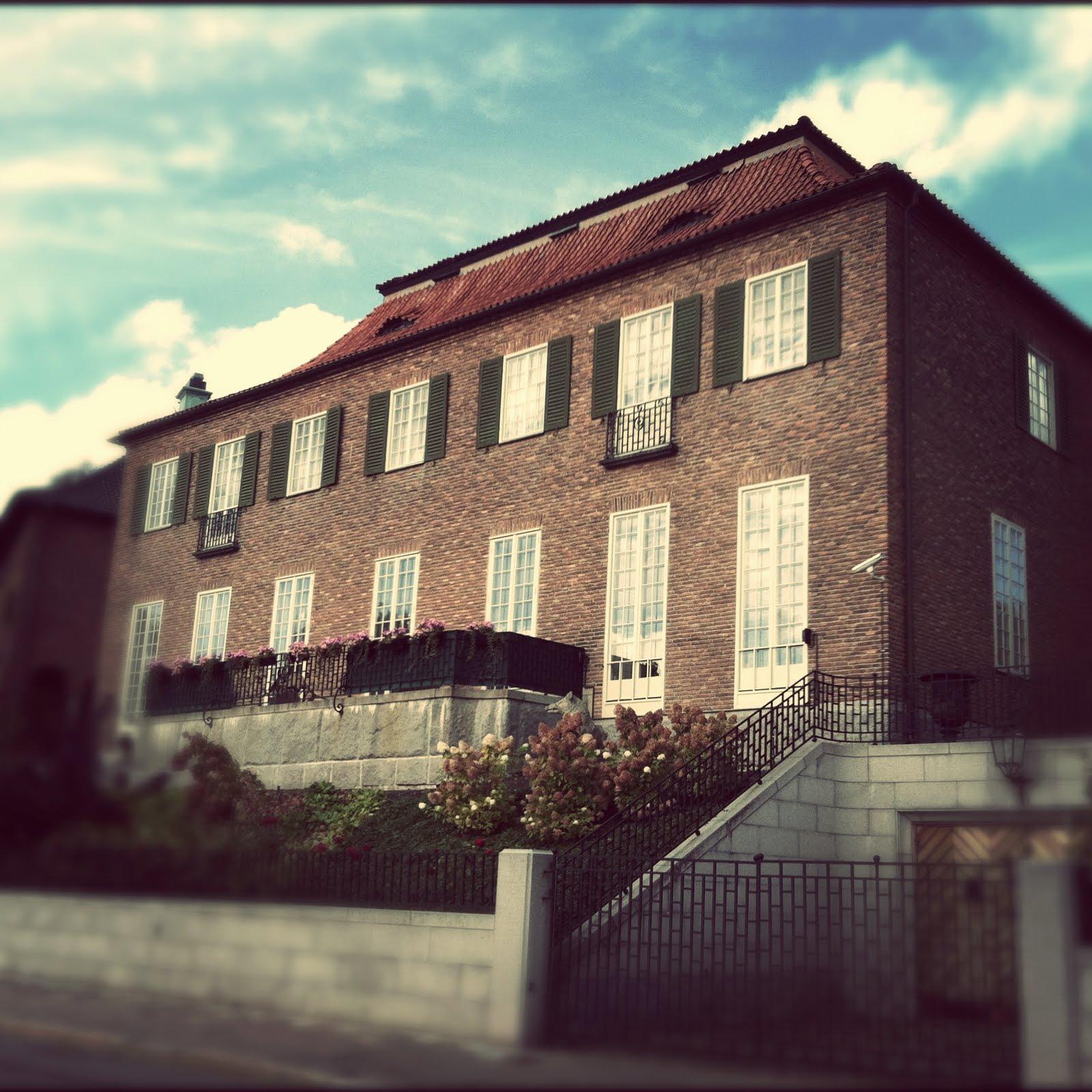 One Day One House Laboratoriegatan 4 Stockholm