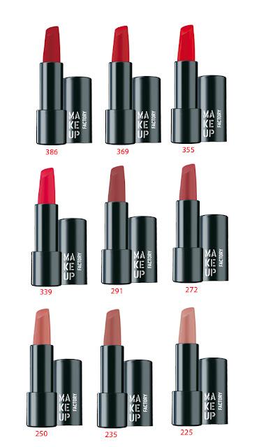 Палитра Make Up Factory Magnetic Lips Range