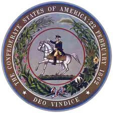 Official Seal of the Confederate States of America