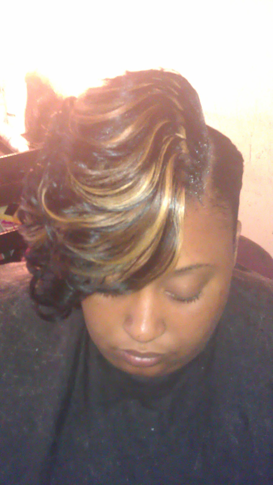 Yinkas Ultimate Hair Designs More Bobs And Quick Weaves