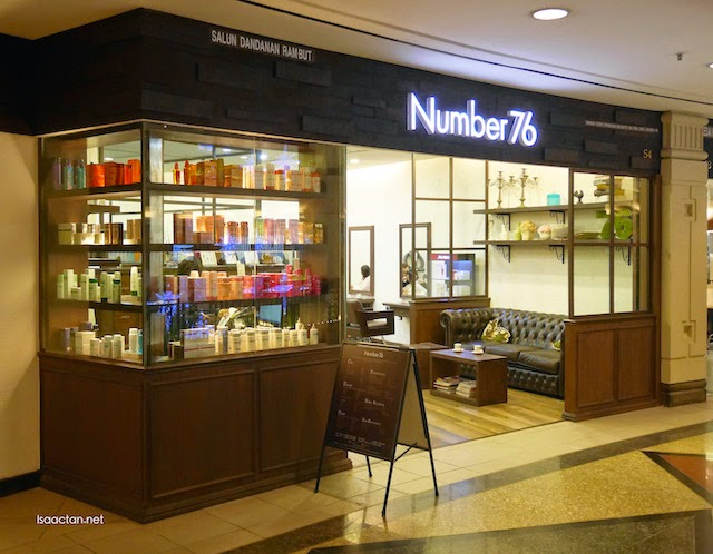 Number76, Starhill Gallery Kuala Lumpur