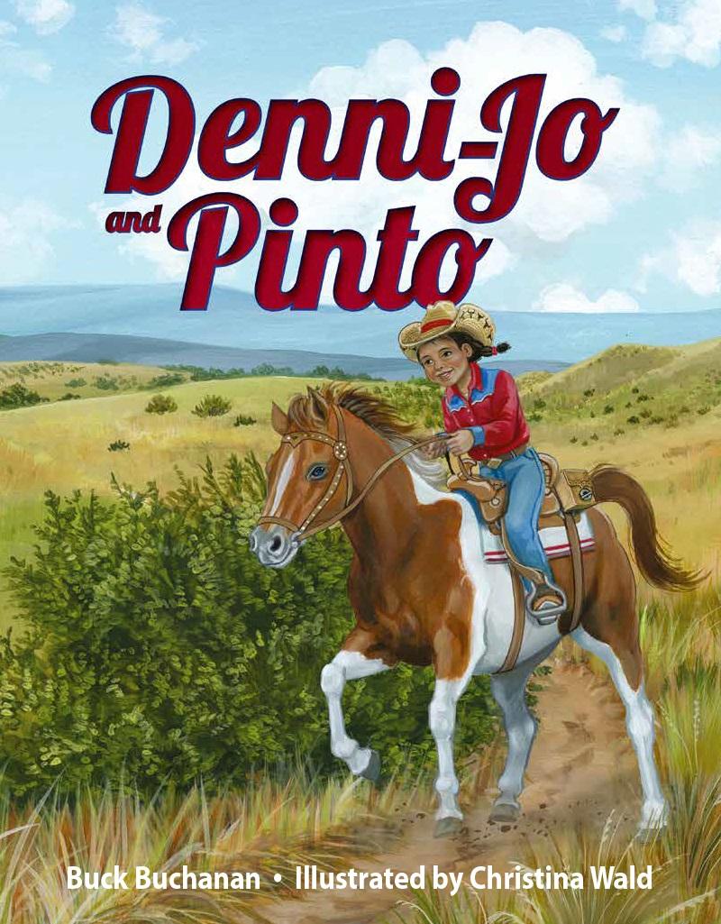 Denny-Jo and Pinto