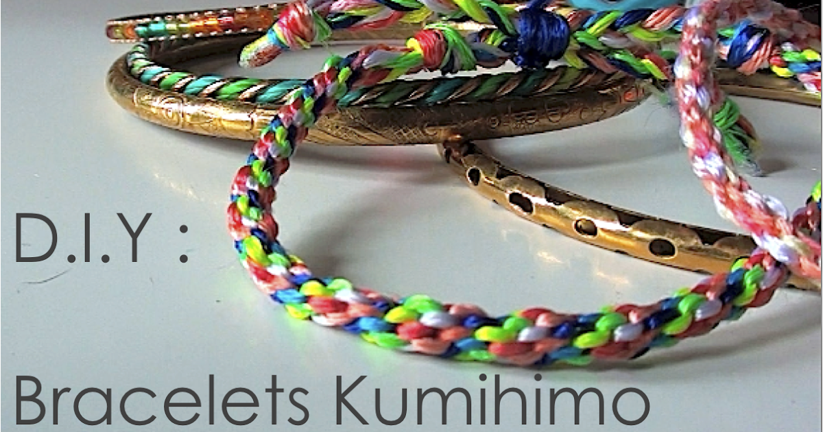 Tutoriel vid o comment faire un bracelet avec la - Comment faire un porte bracelet ...