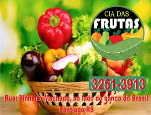 Cia das Frutas toda semana tem ofertas