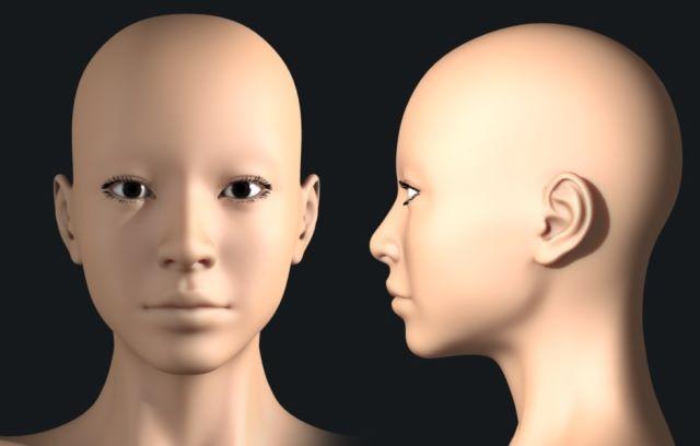 ЛЕПКА КУКОЛ ИЗ ПОЛИМЕРНОЙ ГЛИНЫ (ПЛАСТИКА ) Лепка головы