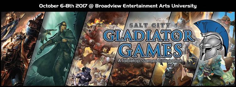 Salt City Gladiator Games