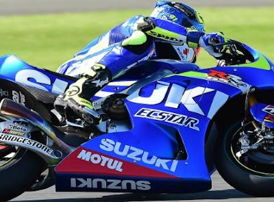 Sanggupkah Suzuki Kitari Satu Balapan Penuh di Sirkuit Silverstone?