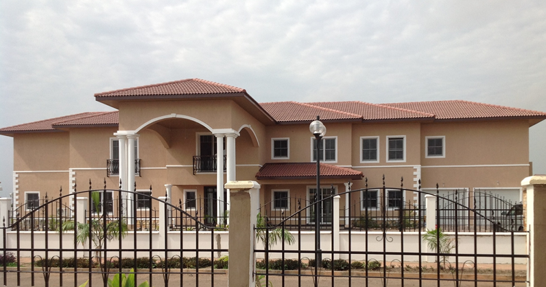 Sphynx real estate agents located in accra ghana new for Modern house estate agents