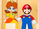 Süper Mario Prensesi Kurtarma Oyunu