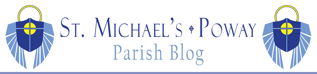 St. Michael's Parish Blog