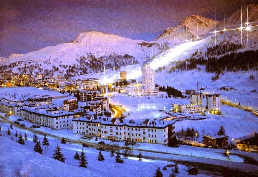 Sestriere, Alps