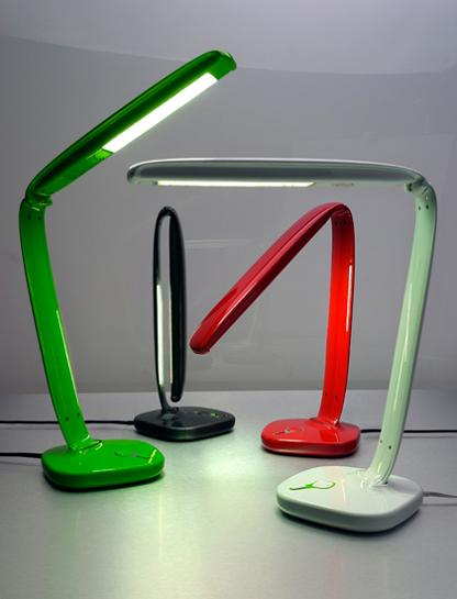 15 cool desk lamps and creative table lamp designs.