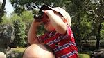 Sebastián en el Zoo