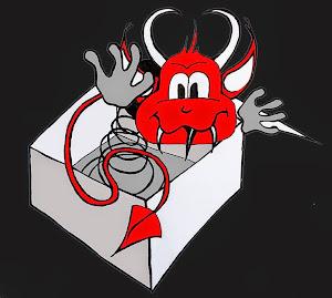 Meckerbox - Teufel