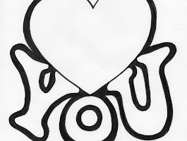 Free I Love You Coloring Pages Printable