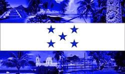 Bandera Nacional de la República de Honduras
