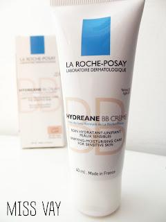 hydreane BB cream creme la Roche-Posay soin eau thermale