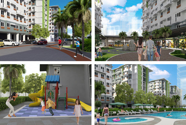 Amaia Land Steps Condo Facilities