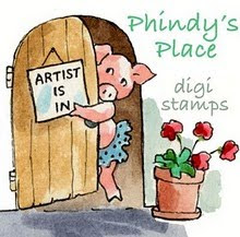 Phindy`s Place. Digital Stamp Shop