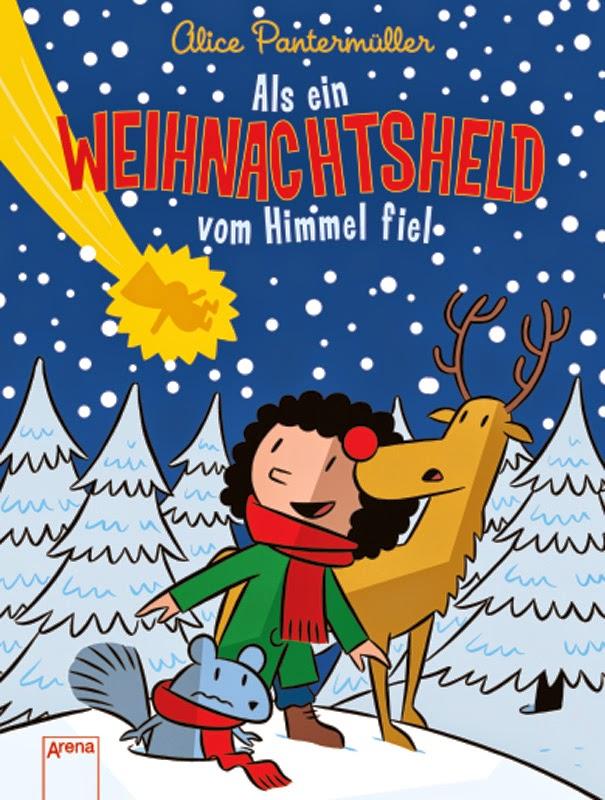 Als ein Weihnachtsheld vom Himmel fiel; 2014