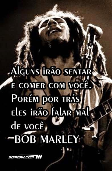 Frases De Reggae Bob Marley Em Imagens Somjah Rádio