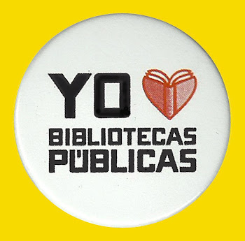 A FAVOR DE LAS BIBLIOTECAS PÚBLICAS
